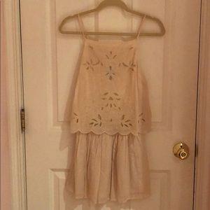 Free People Lacey Flow Dress